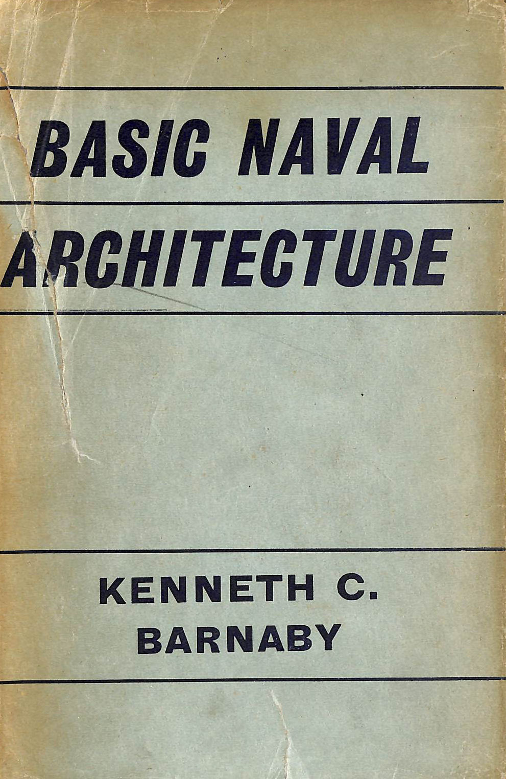 Image for Basic naval architecture