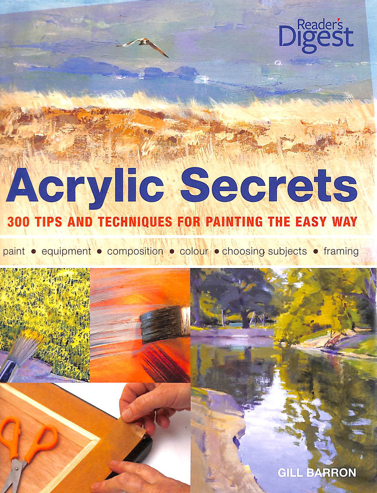 Image for Acrylic Secrets 300 Tips And Techniques