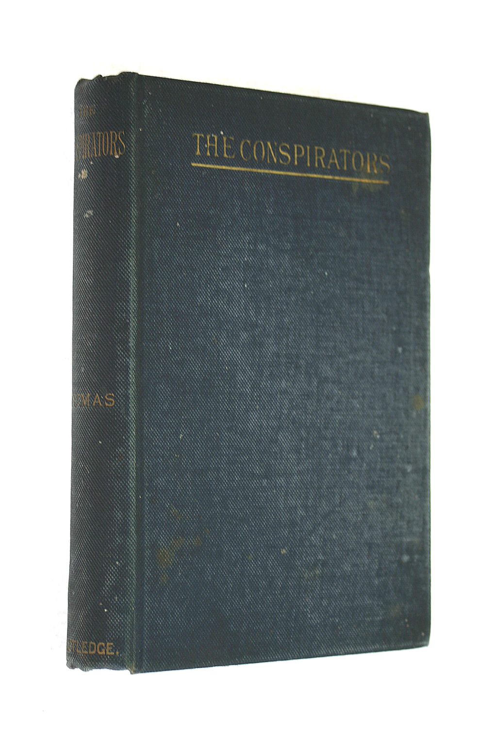 Image for The conspirators or The Chevalier d'Harmental