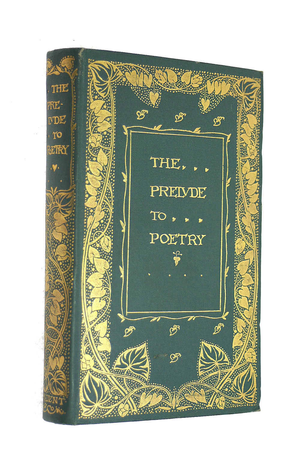 Image for The Prelude to Poetry (The Lyrical Poets)