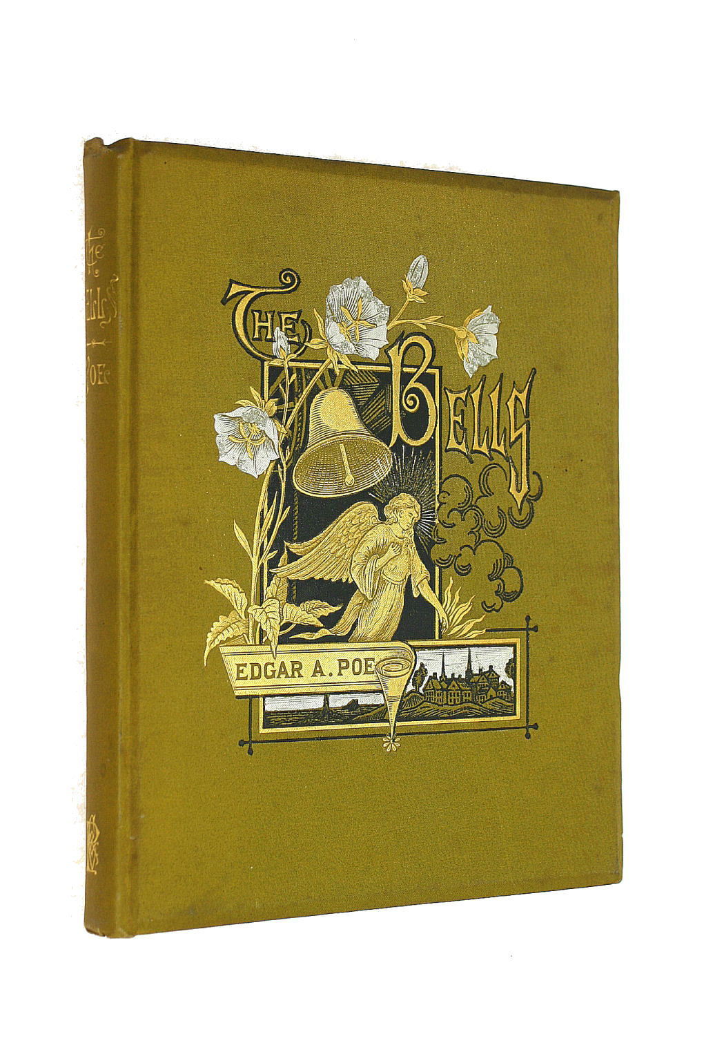 Image for The Bells. Illustrated by Darley, McCutcheon, Fredericks, Perkins, King, Riordan and Northam.