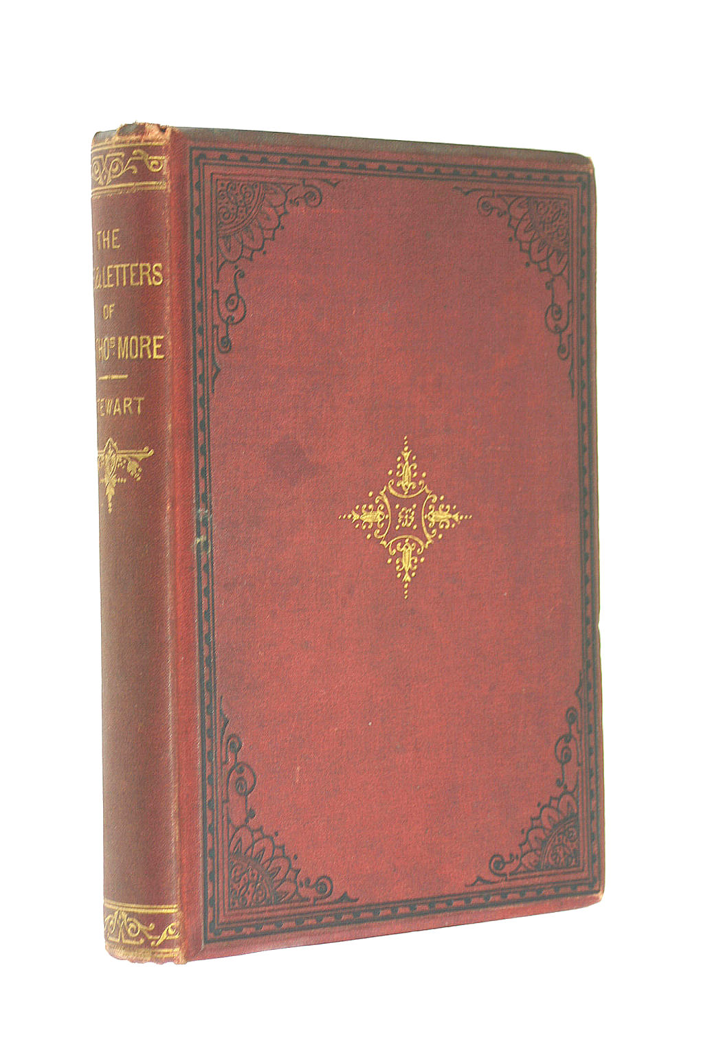 Image for The life and letters of Sir Thomas More