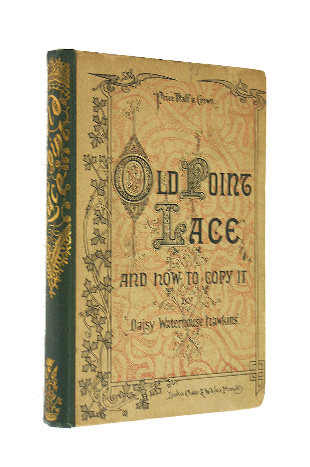 Image for Old Point Lace: how to copy it