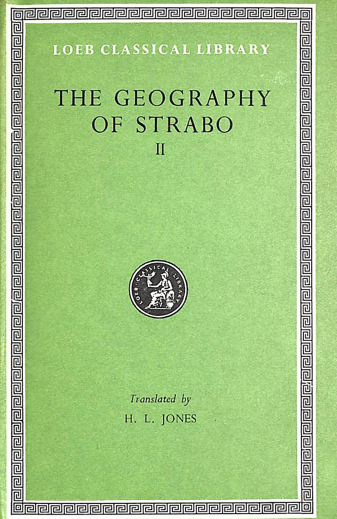 Image for The Geography of Strabo II