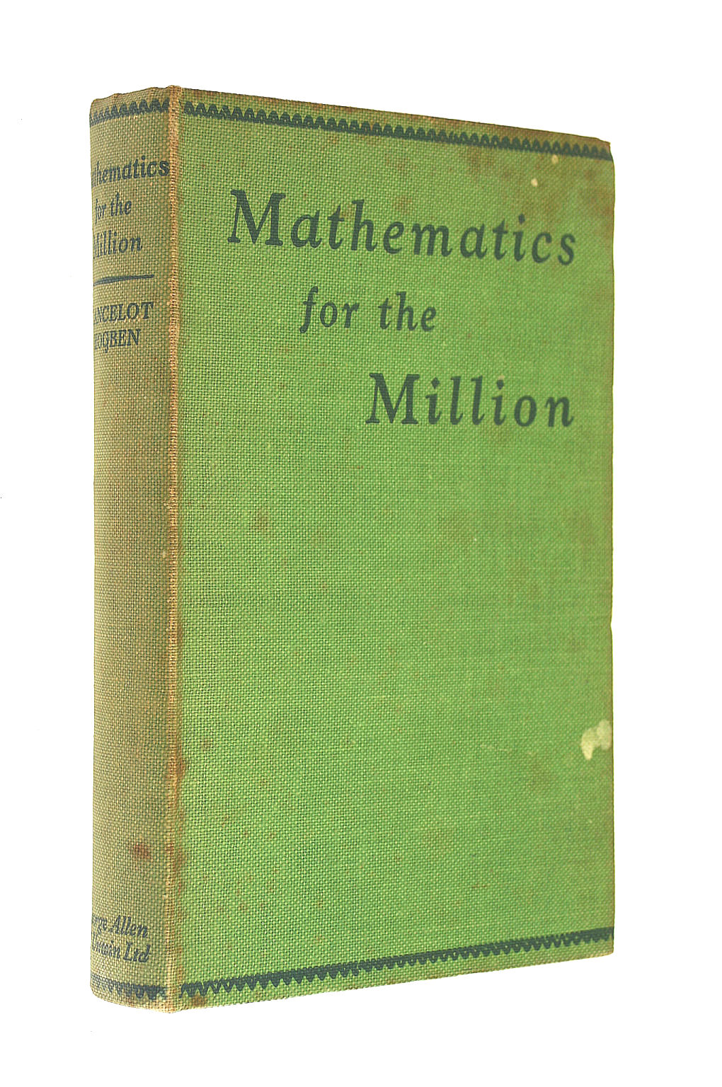 Image for Mathematics for the Million