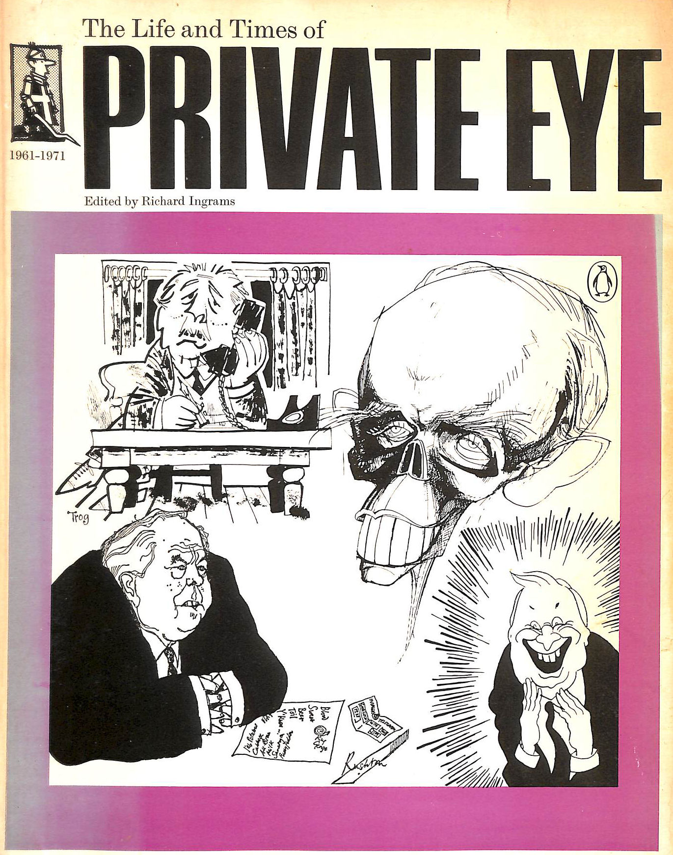 "Image for Life and Times of ""Private Eye"", 1961-71"