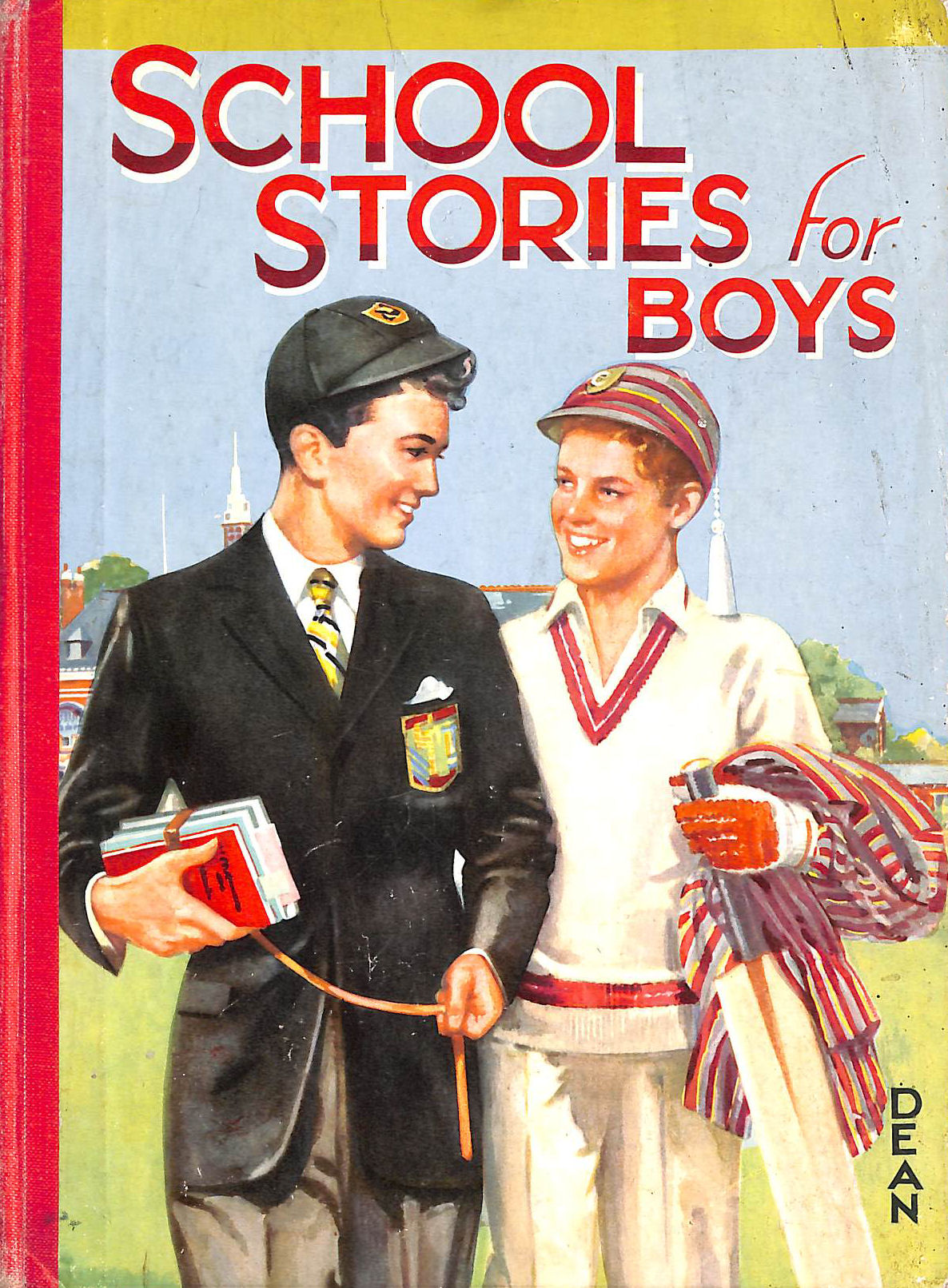 Image for School Stories For Boys