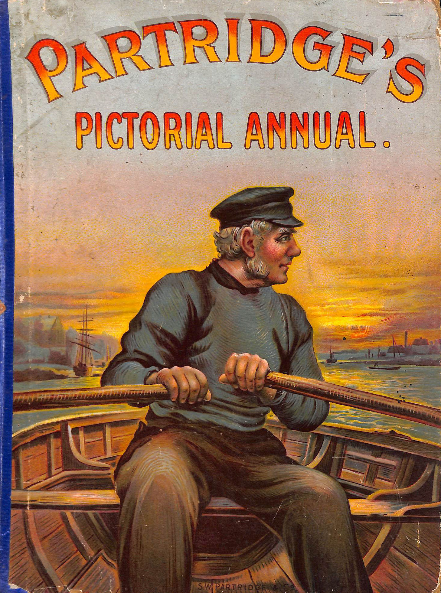 Image for Partridge's Pictorial Annual, Being the British Workman 1901