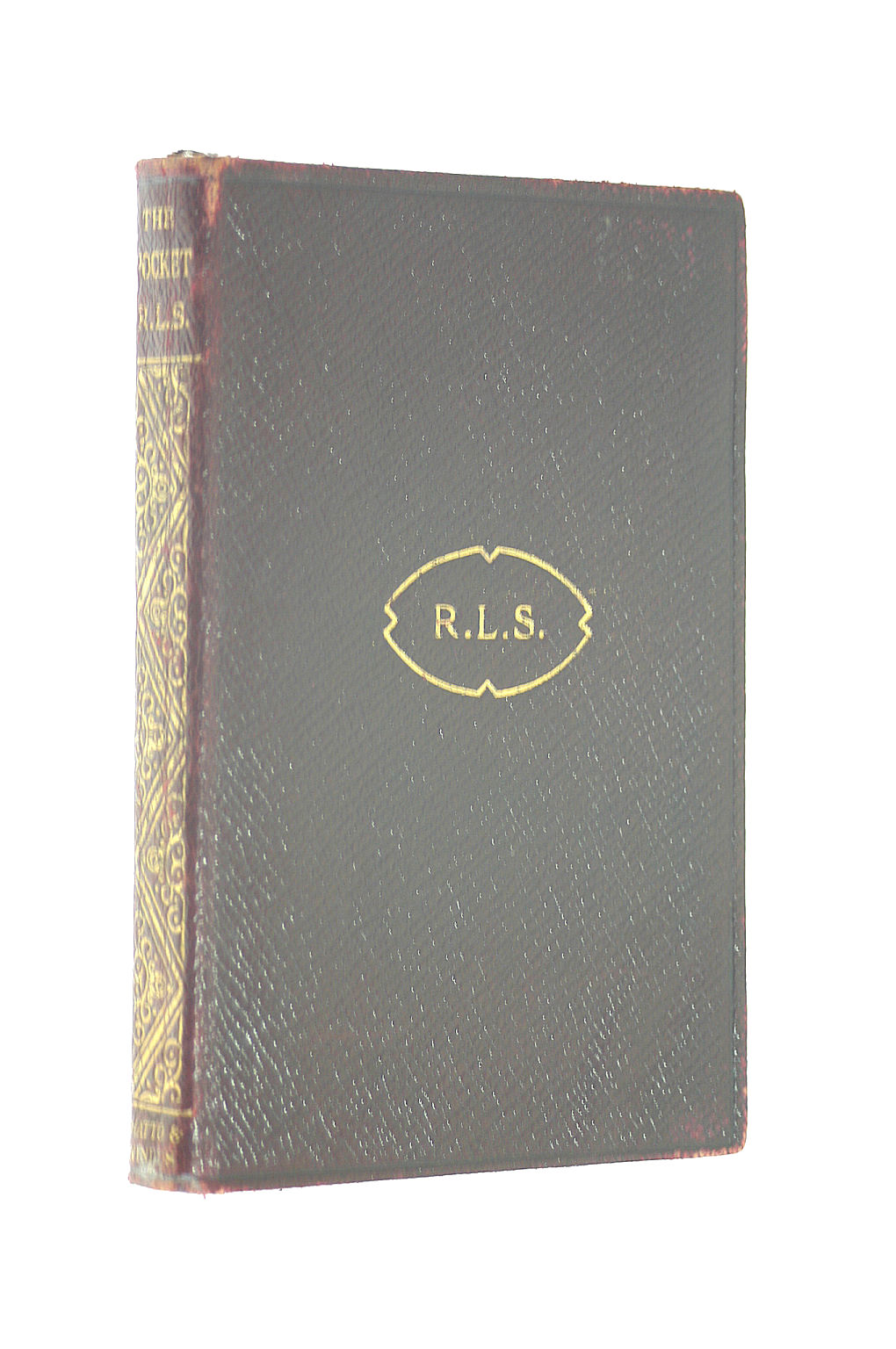 Image for The Pocket R.L.S Being Favourite Passages From The Works Of Stevenson.
