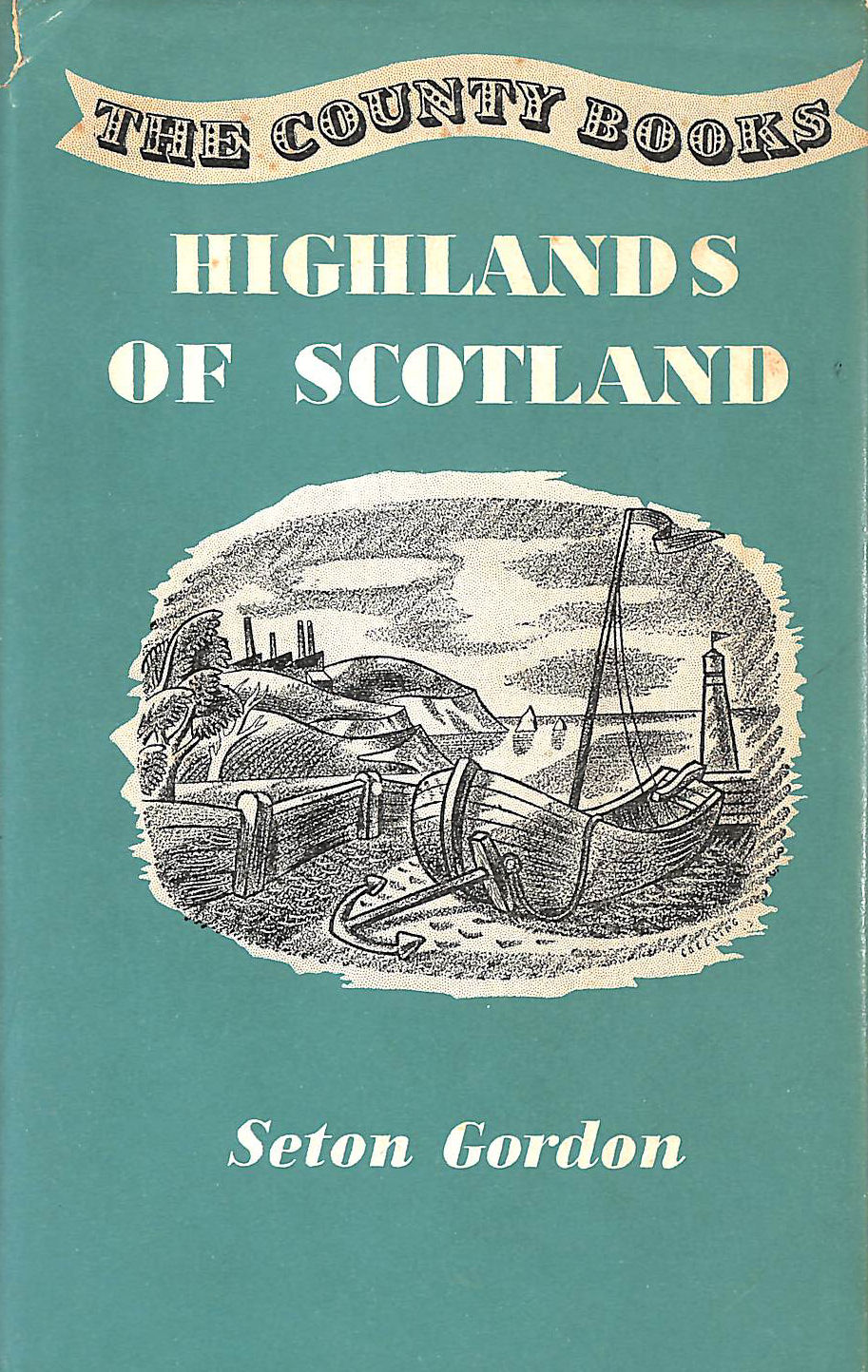 Image for Highlands of Scotland (County Books series)