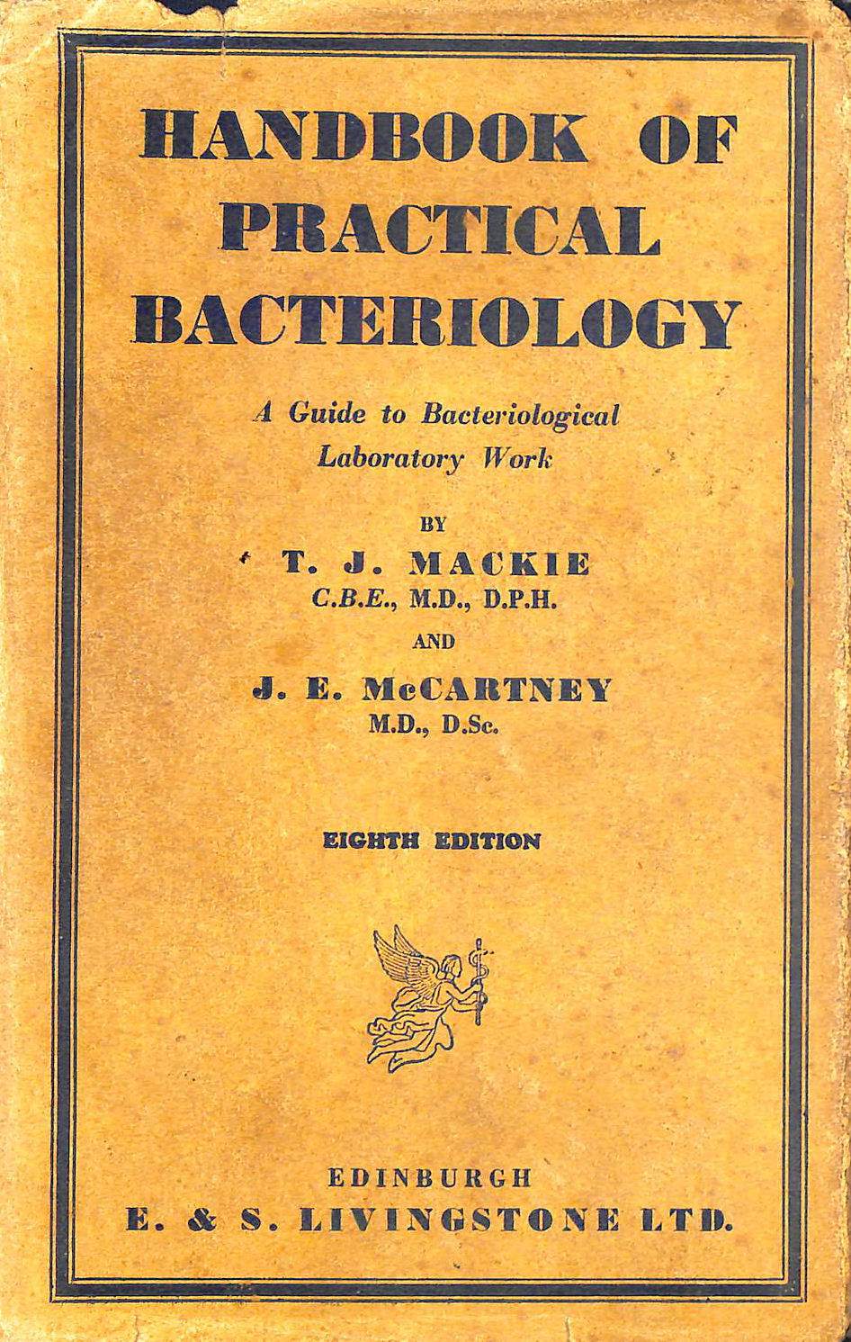 Image for Handbook of Practical Bacteriology