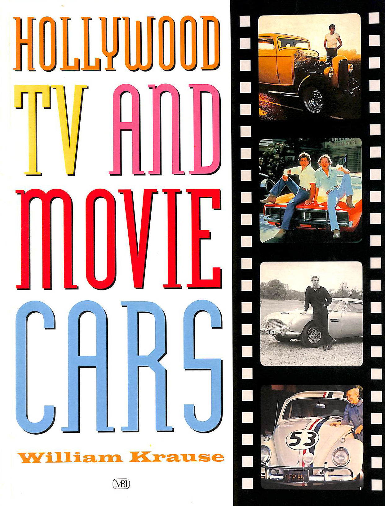 Image for Hollywood TV and Movie Cars
