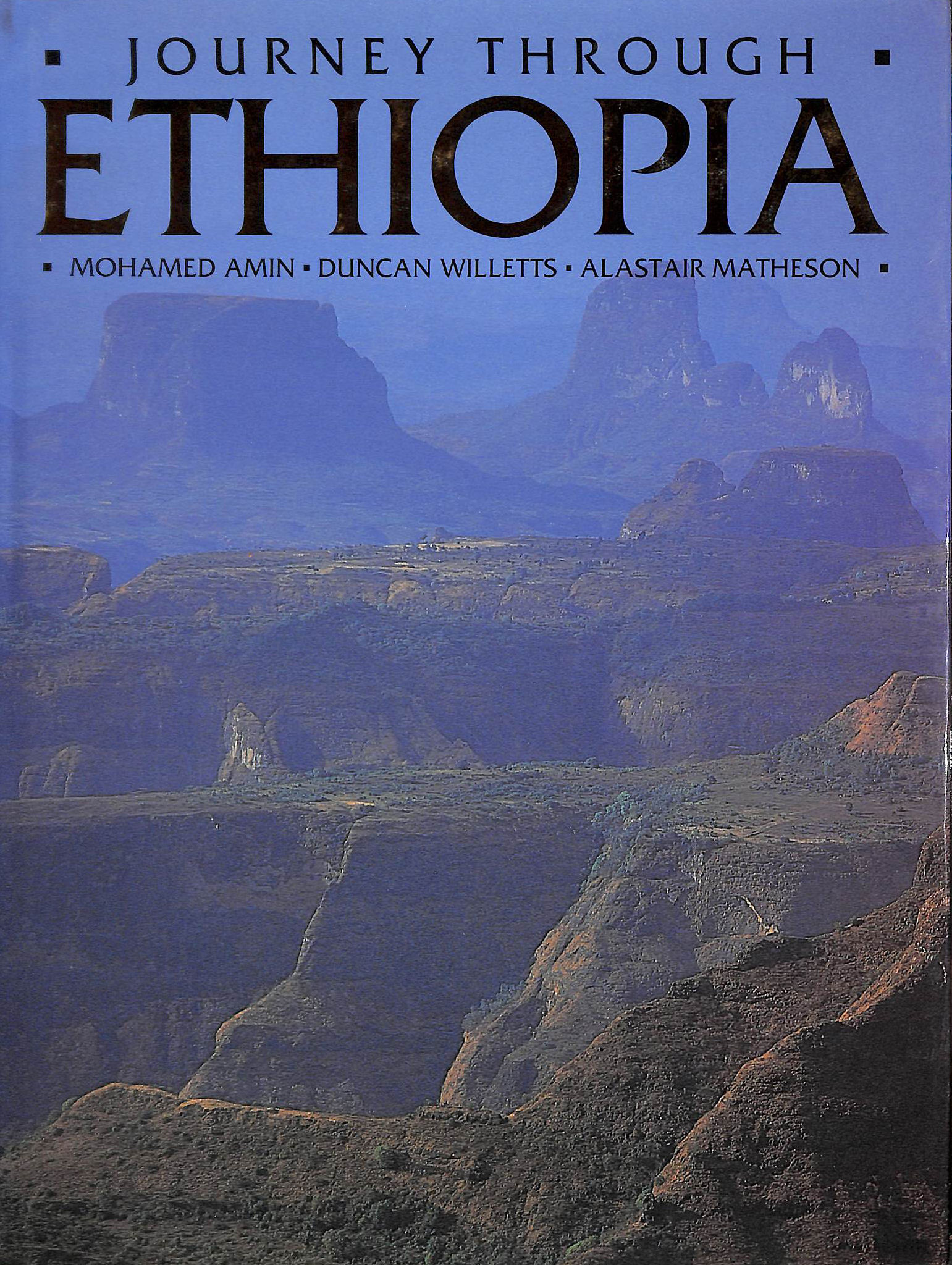 Image for Journey Through Ethiopia