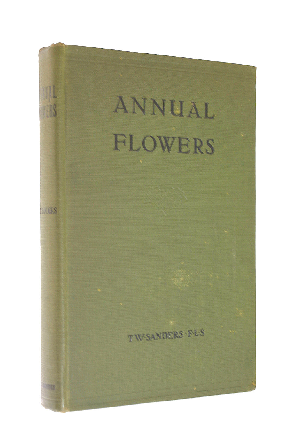 Image for Annual Flowers  For Garden and Greenhouse