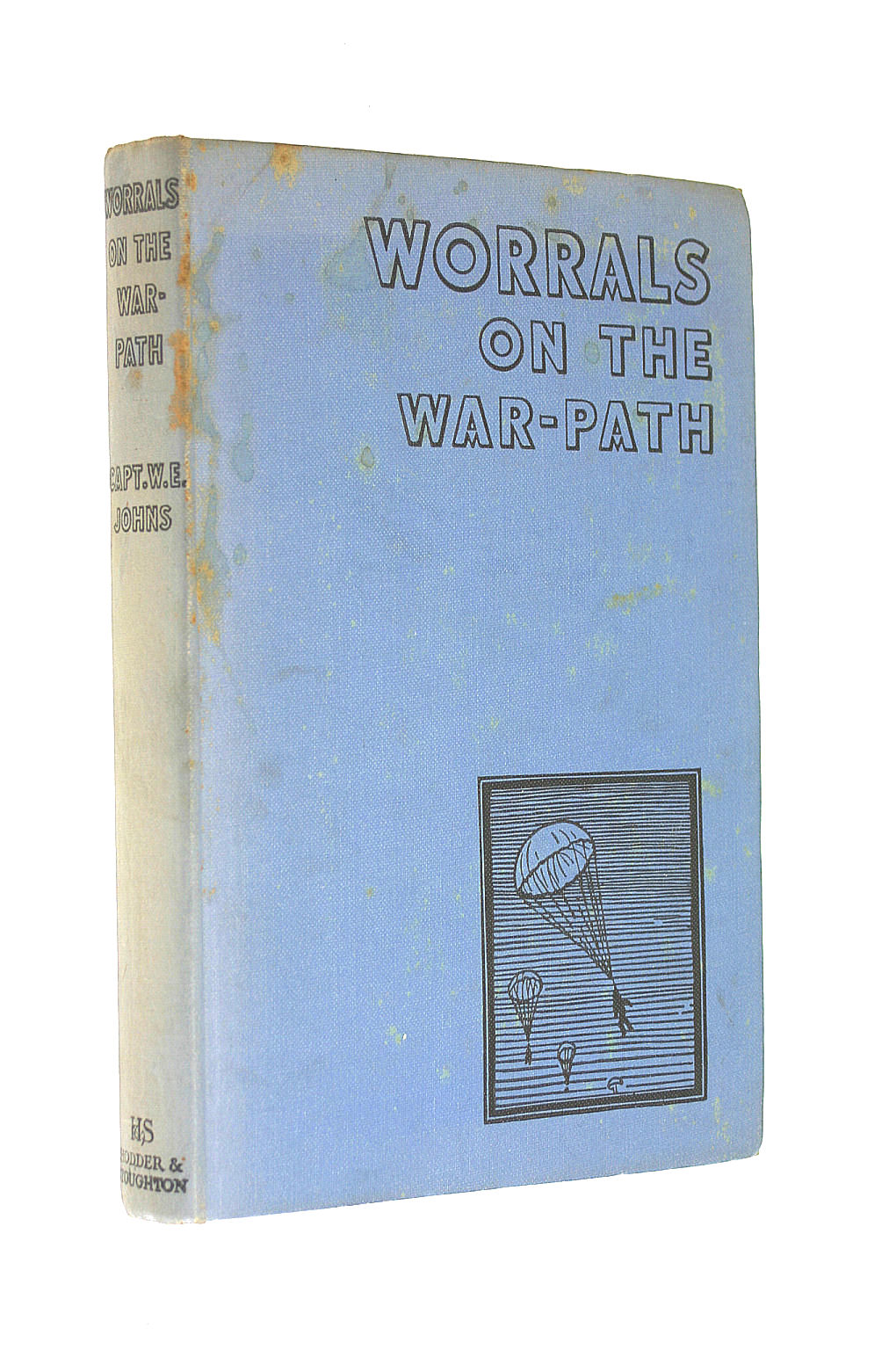 Image for Worrals on the War-Path, a Worrals of the WAAF Story