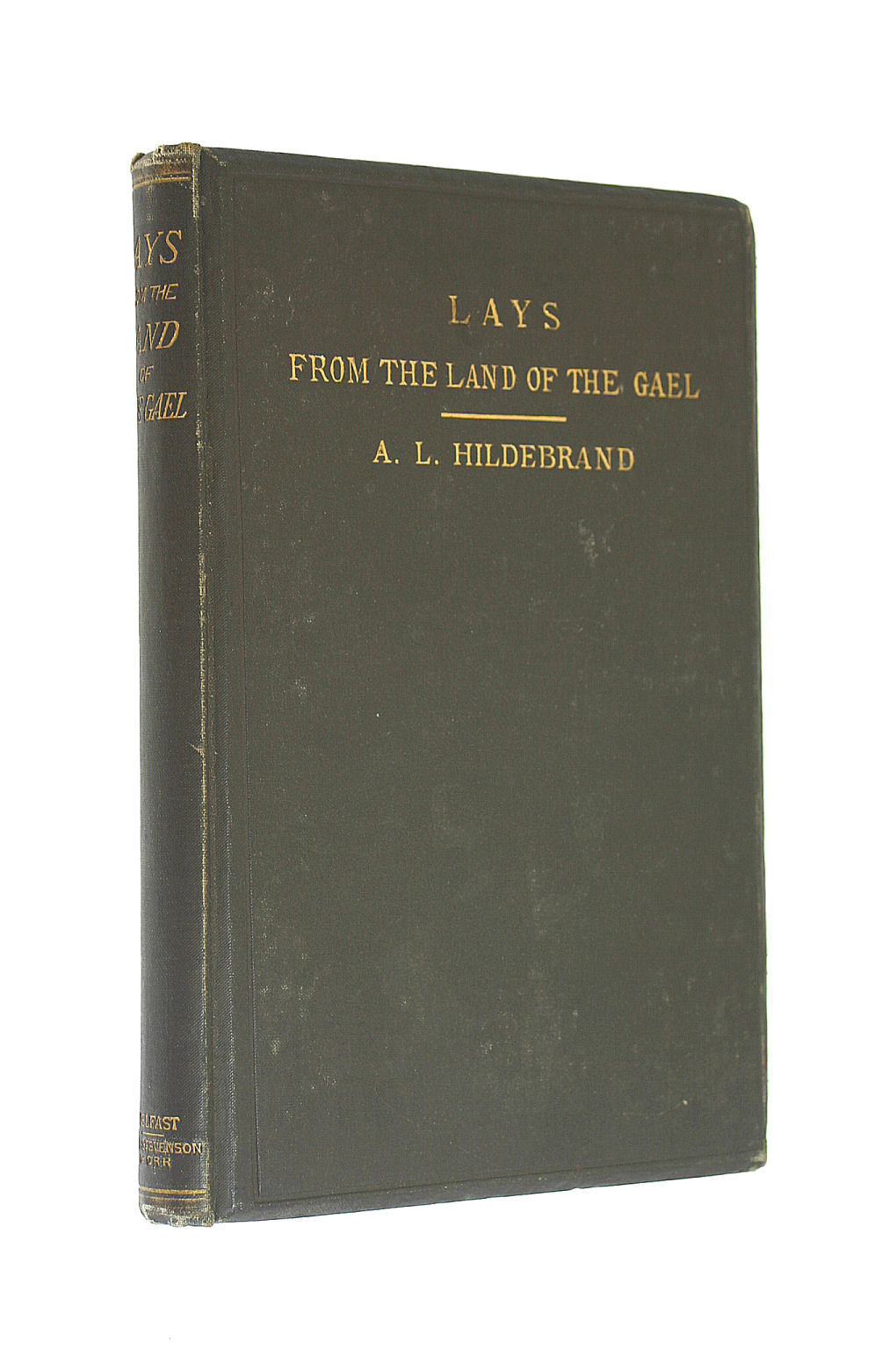 Image for Lays from the Land of the Gael