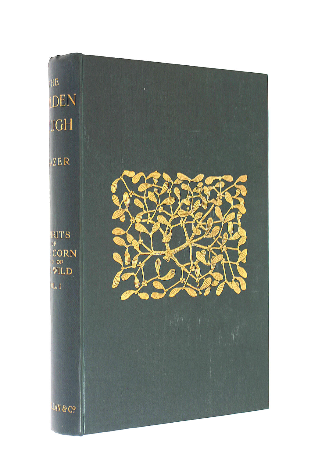 Image for Spirits Of The Corn And Of The Wild. Volume I