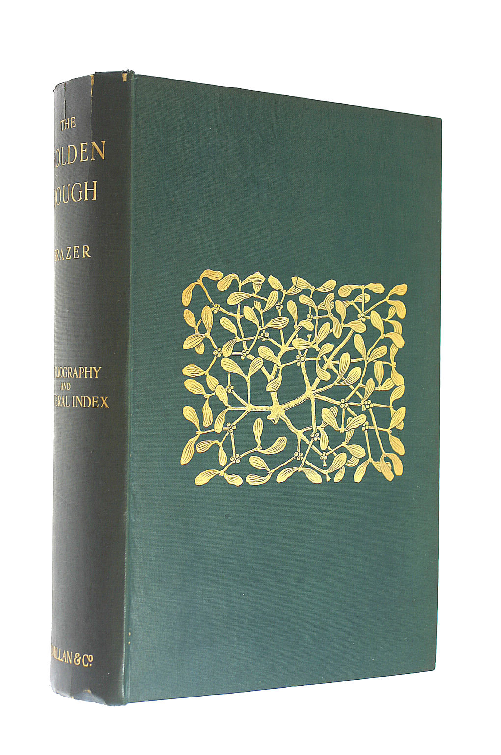 Image for The Golden Bough Vol XII: Bibliography and General Index