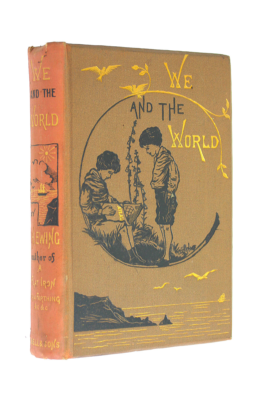 Image for We And The World: A Book For Boys With Seven Illustrations By W.L.Jones