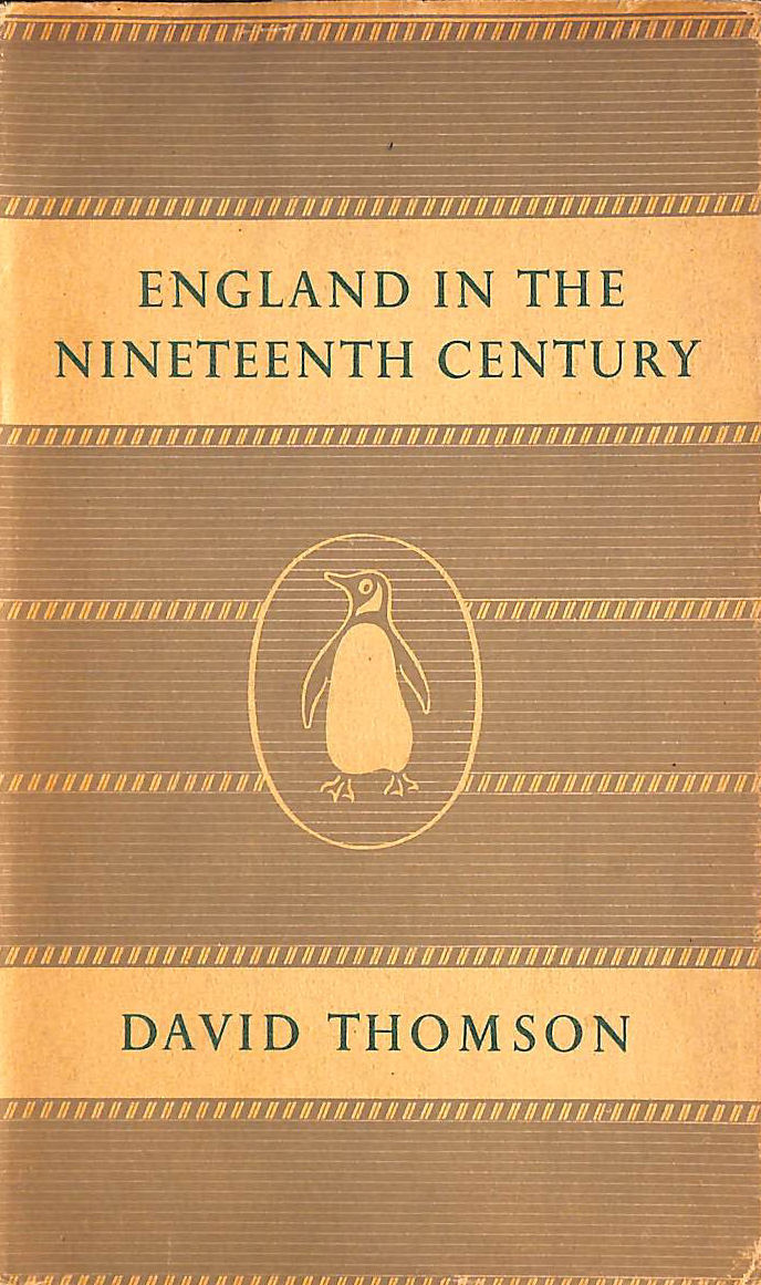Image for England in the Nineteenth Century, 1815 - 1914.