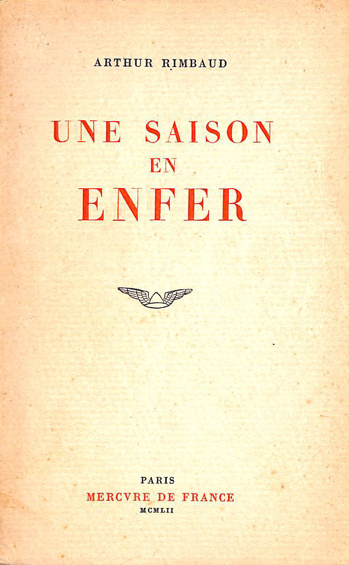 Image for Une Saison en Enfer