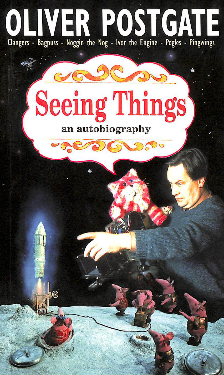 Image for Seeing Things: An Autobiography