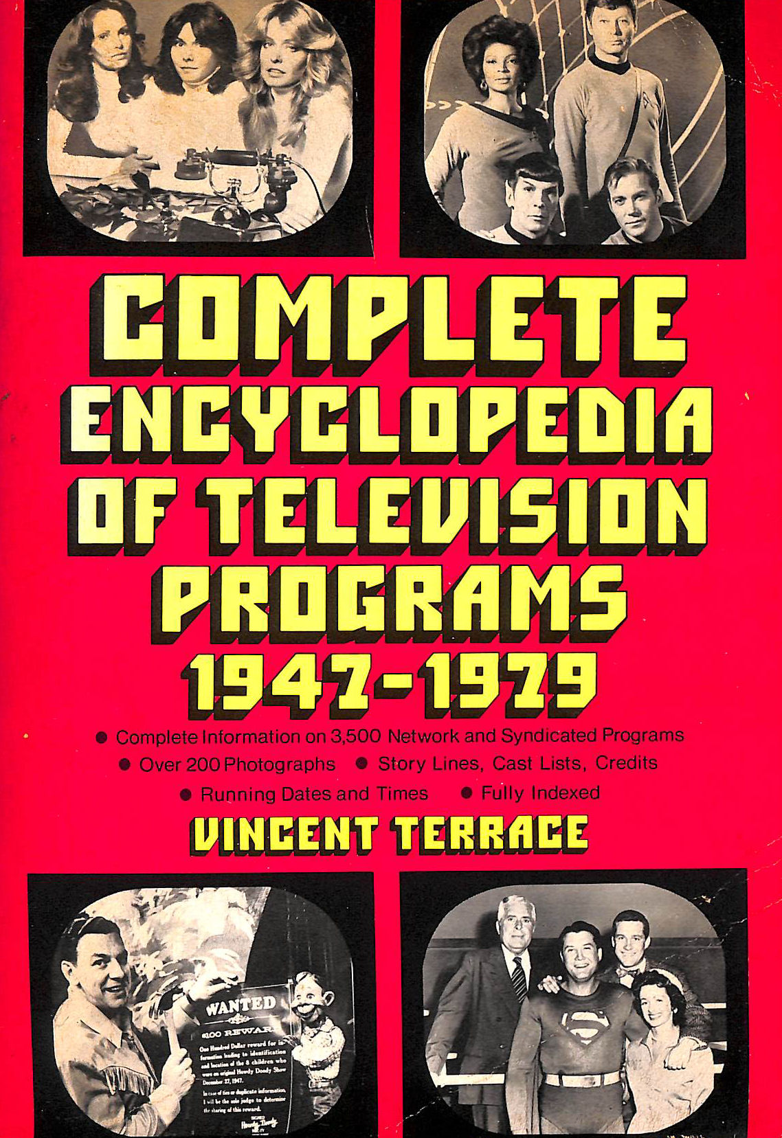 Image for Complete Encyclopaedia of Television Programmes 1947-79