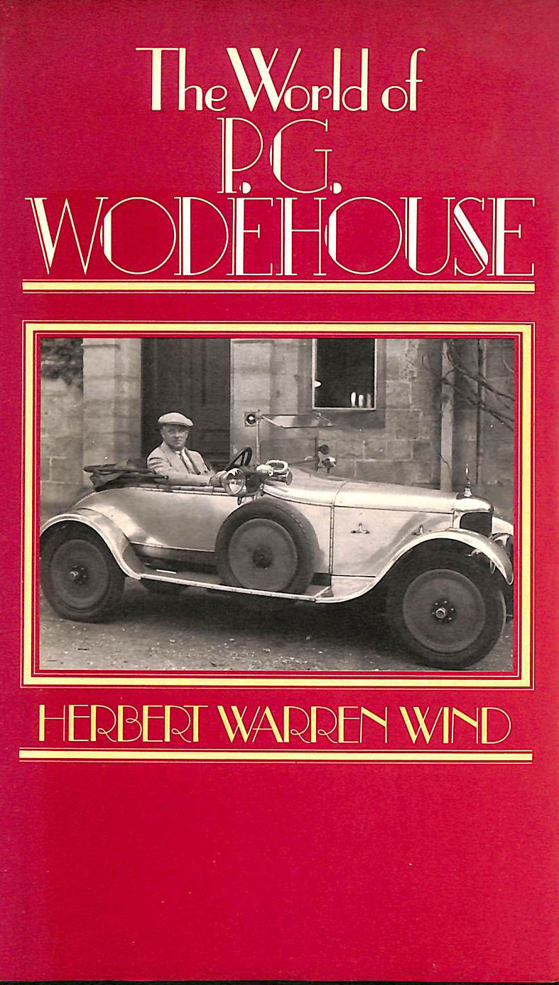 Image for The World of P.G. Wodehouse