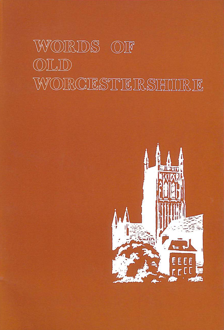 Image for Words of Old Worcestershire