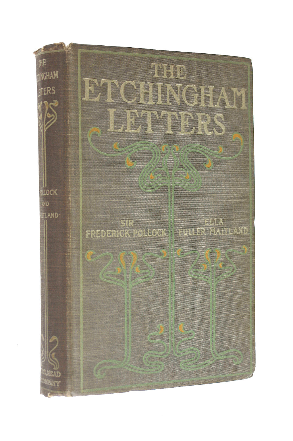 Image for The Etchingham Letters