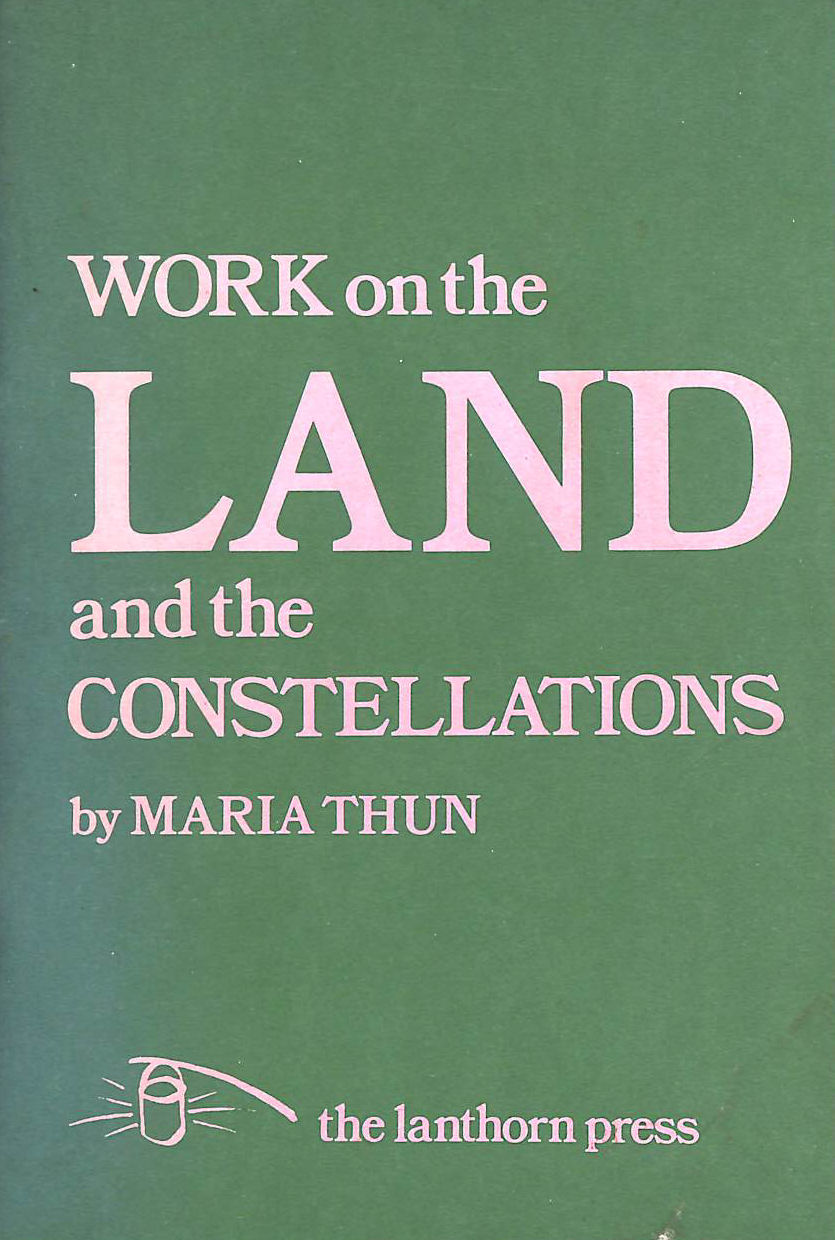 Image for Work on the Land and the Constellations