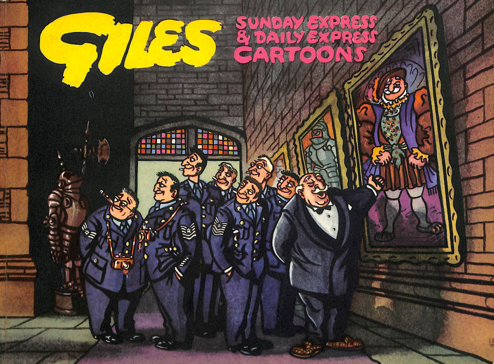 Image for Giles Sunday Express and Daily Express Cartoons, 8th Series