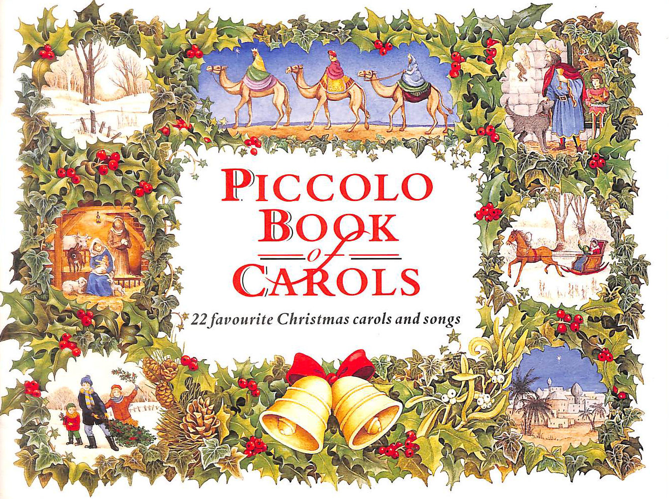 Image for Piccolo Book of Carols 22 Favourite Christmas Carols and Songs