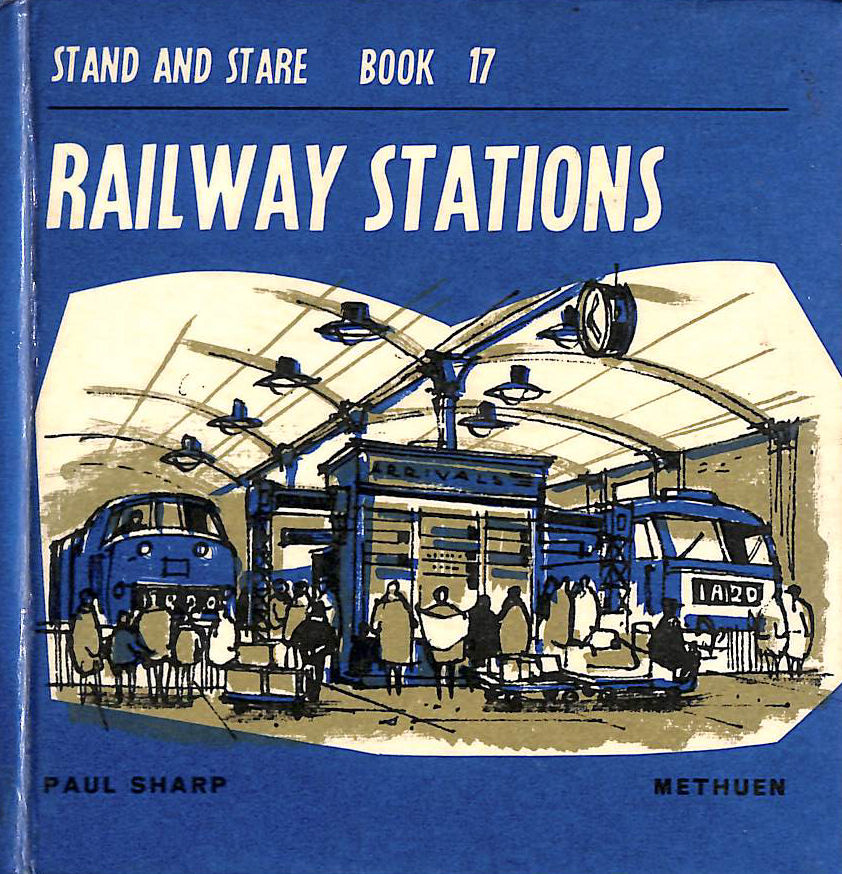 Image for Railway Stations (Stand & Stare Books)