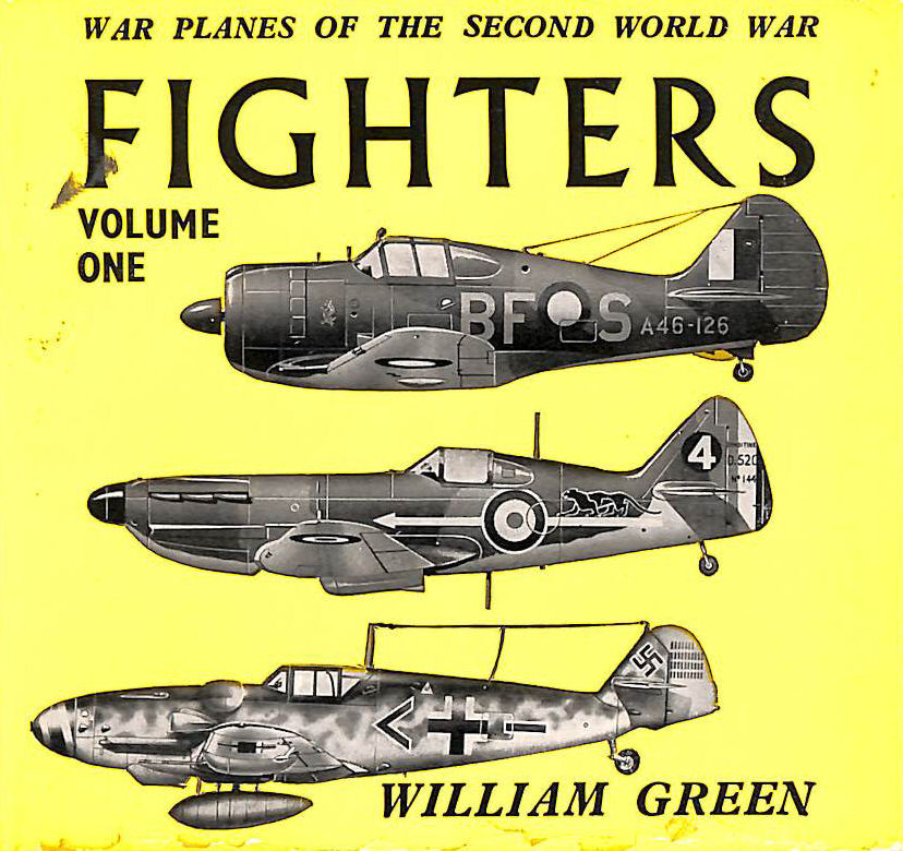 Image for War Planes of the Second World War FIGHTERS. Volume 1