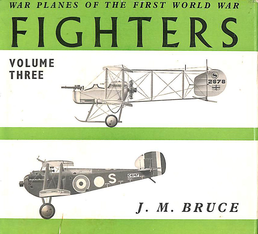 Image for War Planes Of The Second World War: Fighters - Volume Three.