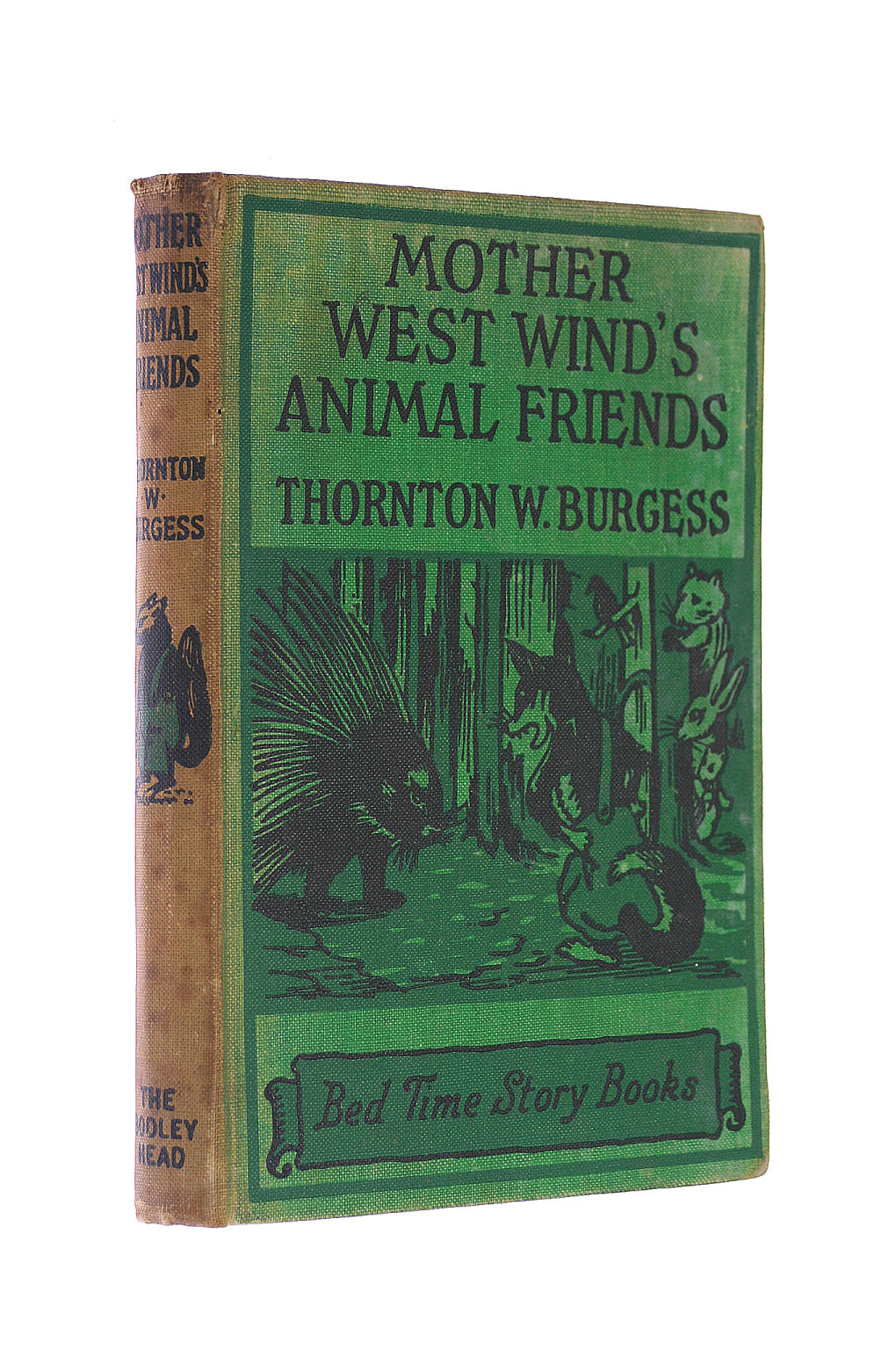 Image for Mother West Wind's Animal Friends