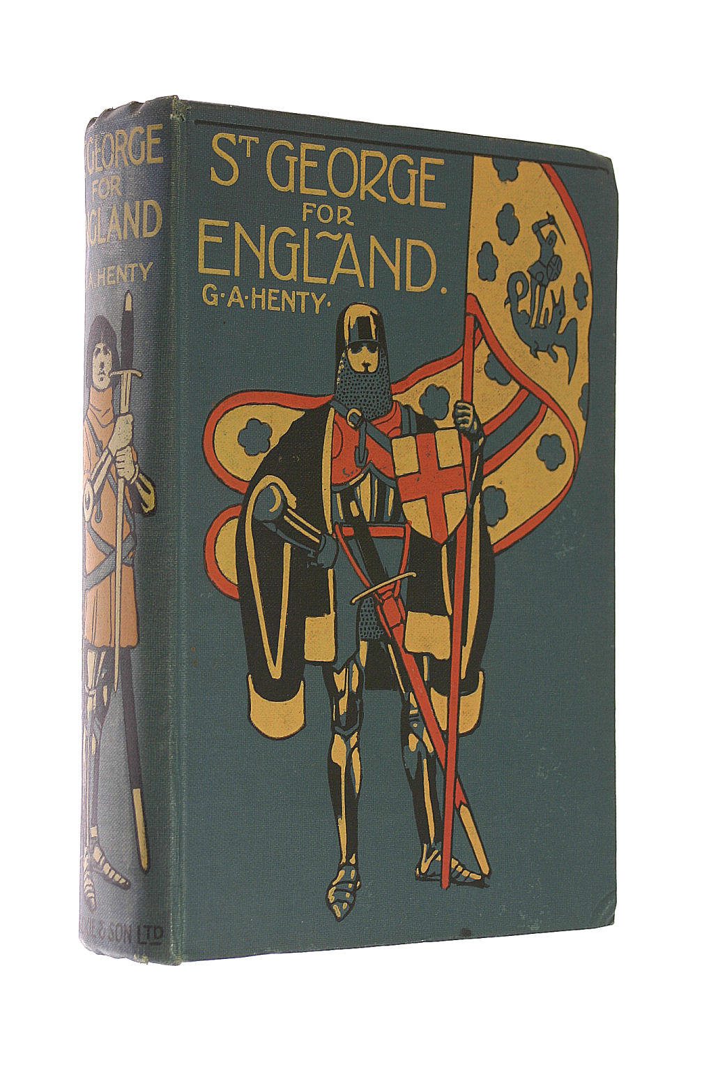 Image for St. George For England