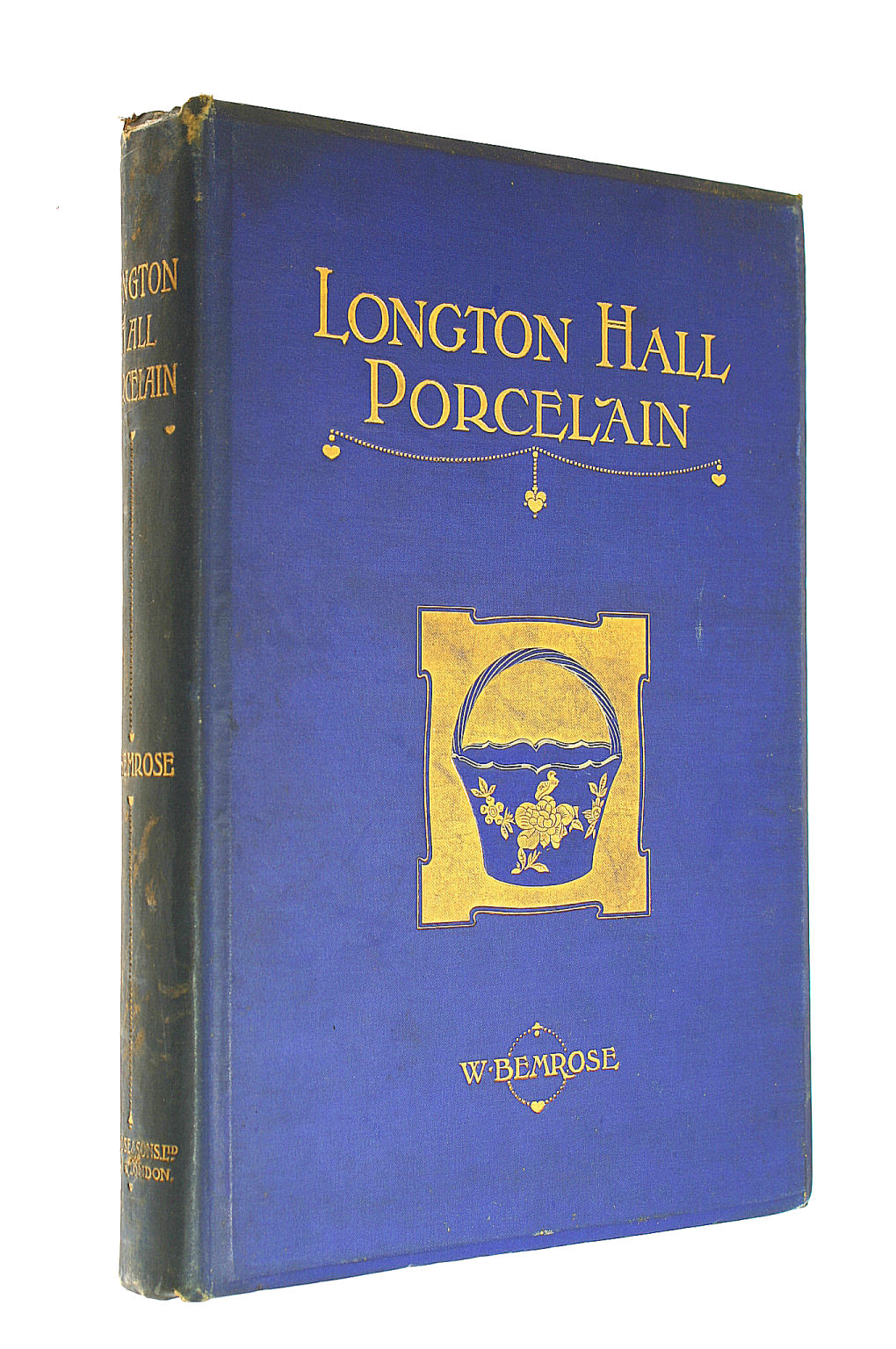 Image for Longton Hall Porcelain: Being Further Information Relating to This Interesting Fabrique