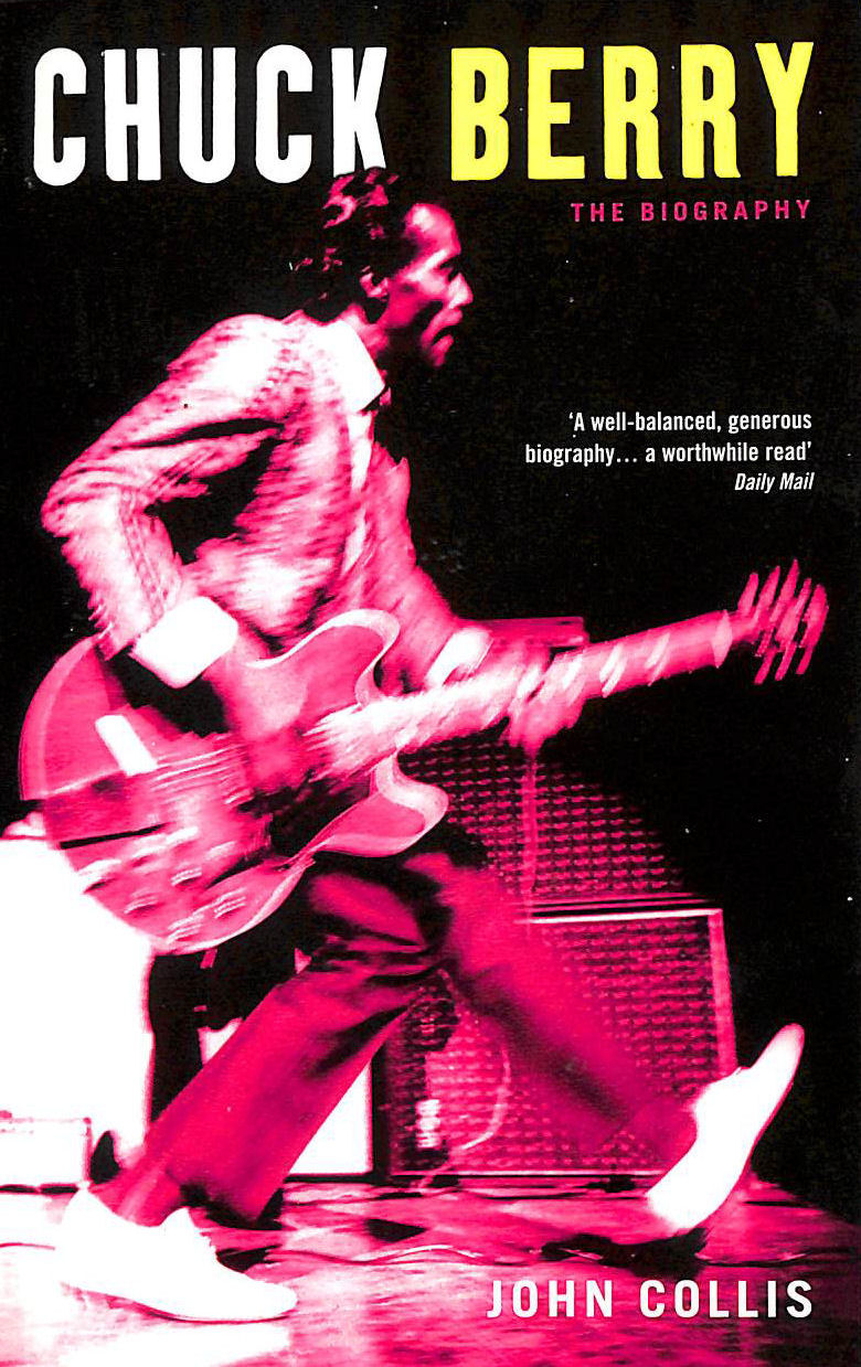 Image for Chuck Berry: The Biography