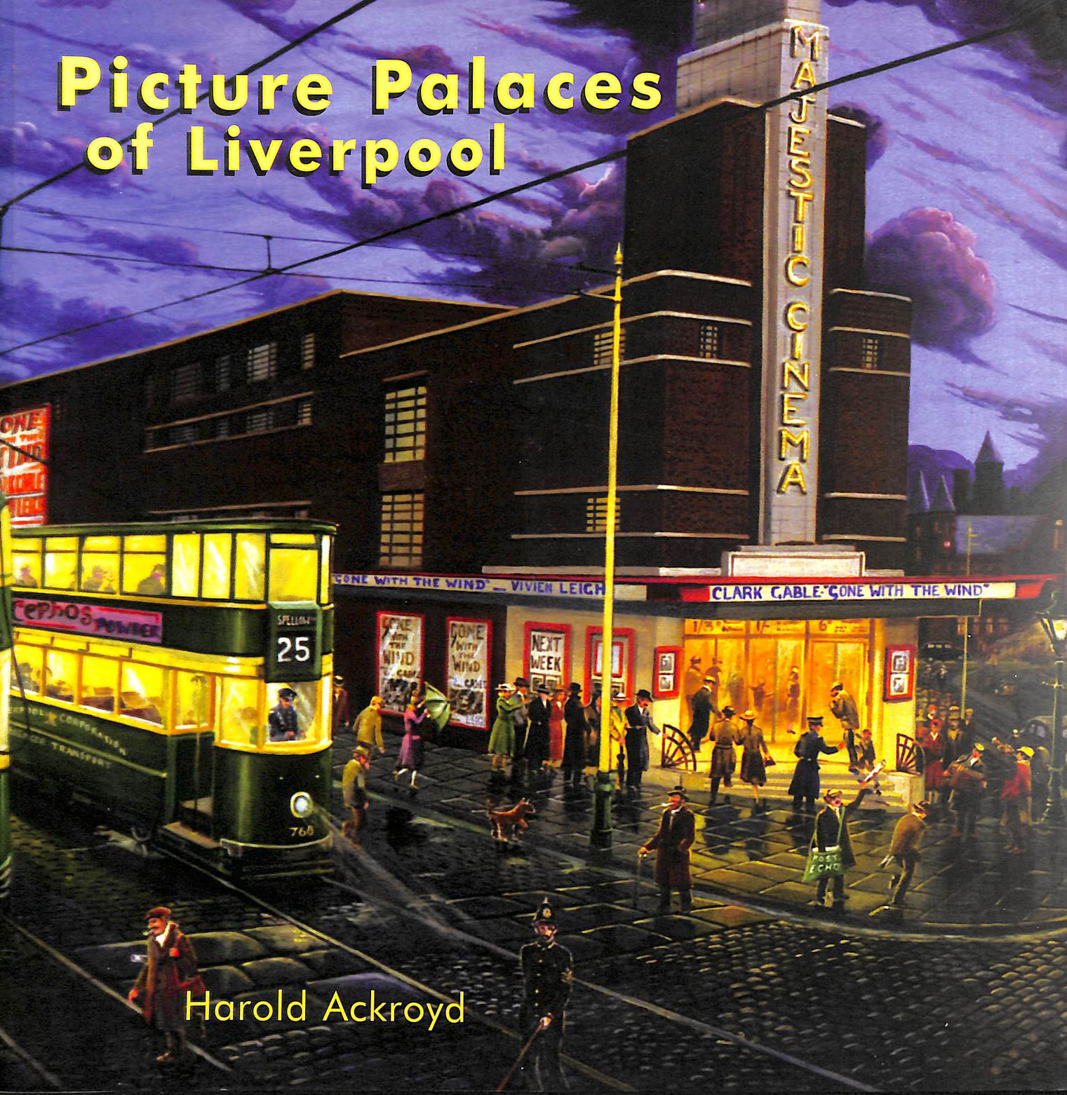Image for Picture Palaces of Liverpool
