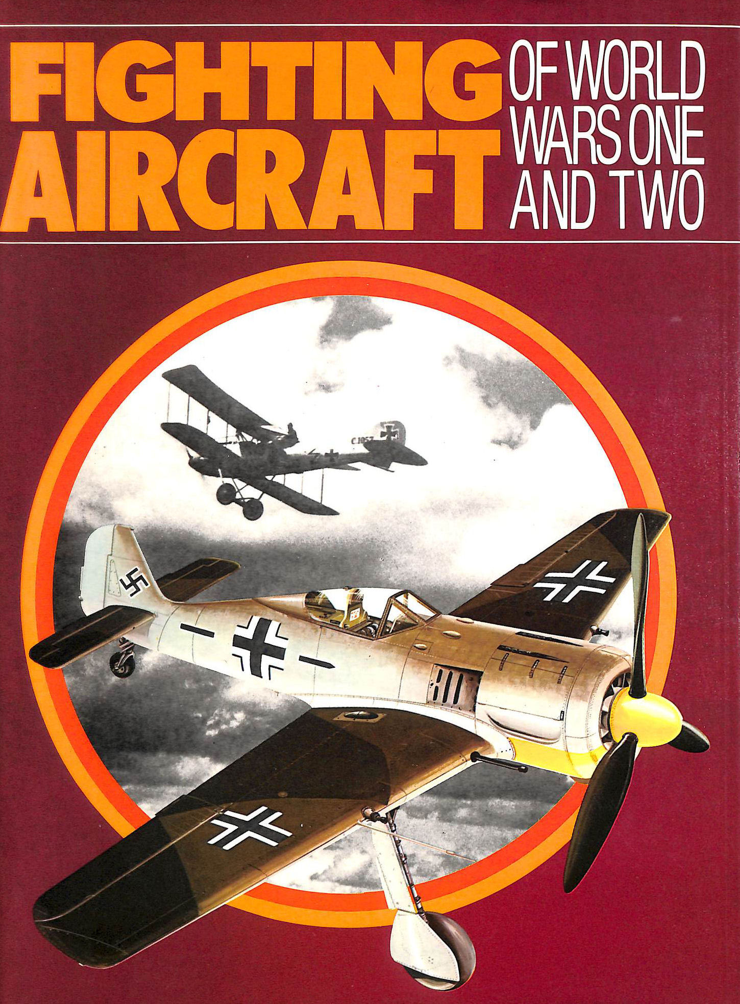 Image for Fighting Aircraft of World Wars One and Two