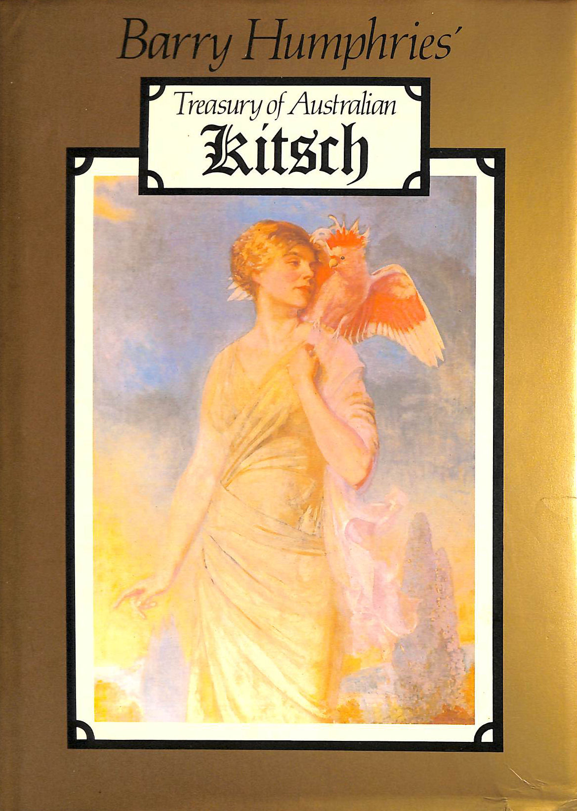 Image for Treasury of Australian Kitsch