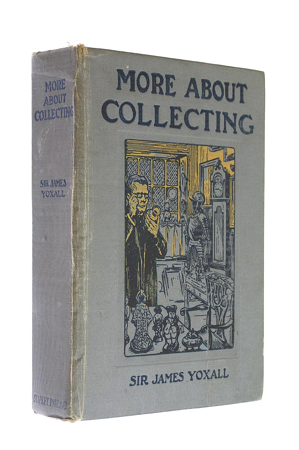 Image for More About Collecting