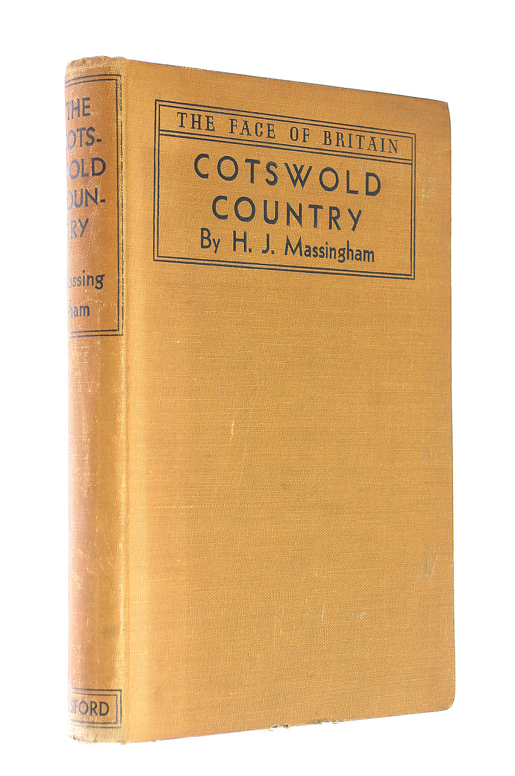 Image for Cotswold Country: A Survey of Limestone England from the Dorset Coast to Lincolnshire