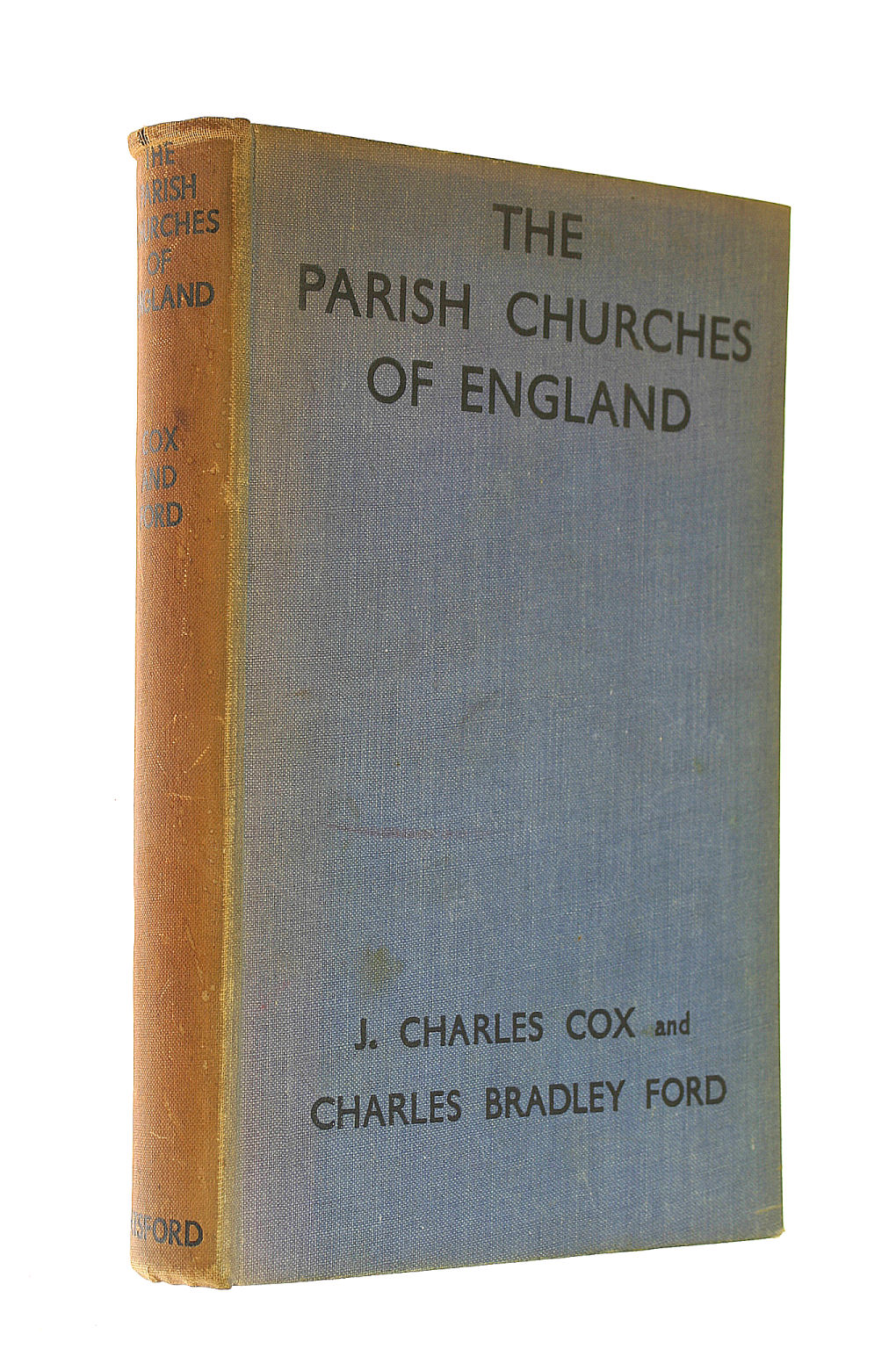 Image for The Parish Churches of England