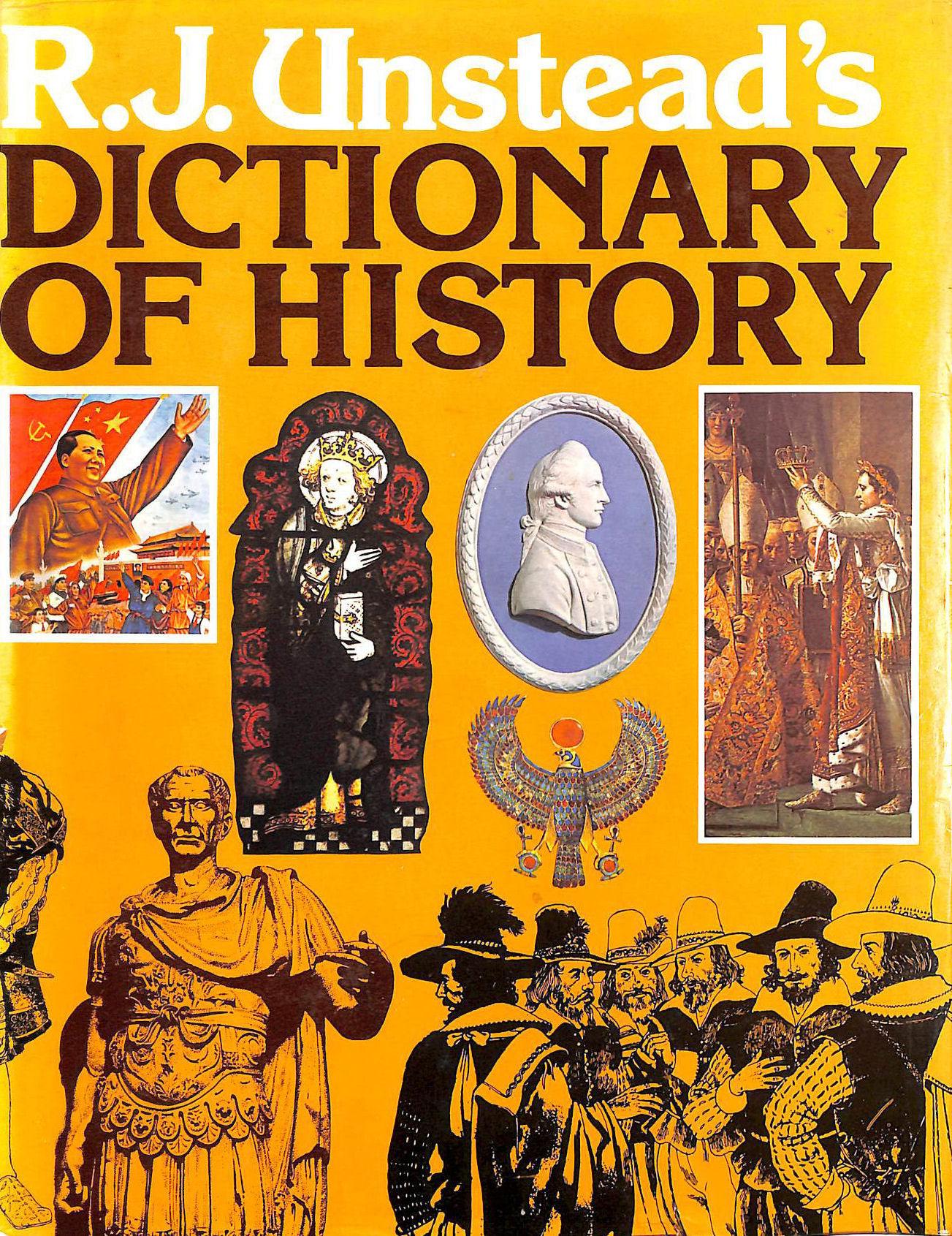 Image for Dictionary of History