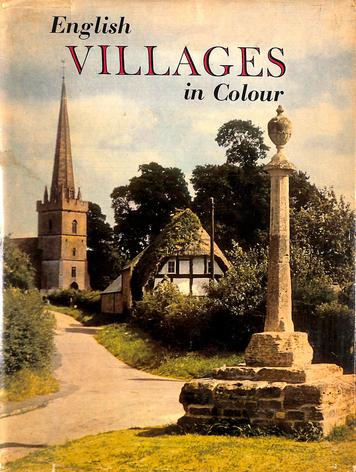 Image for English Villages In Colour: A Collection Of Colour Photographs.