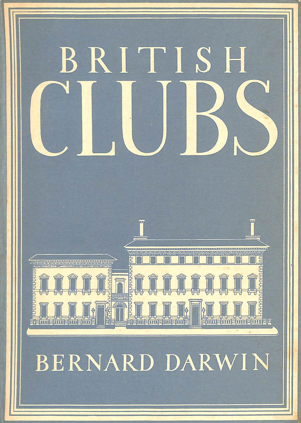 Image for British Clubs. The British People in Pictures