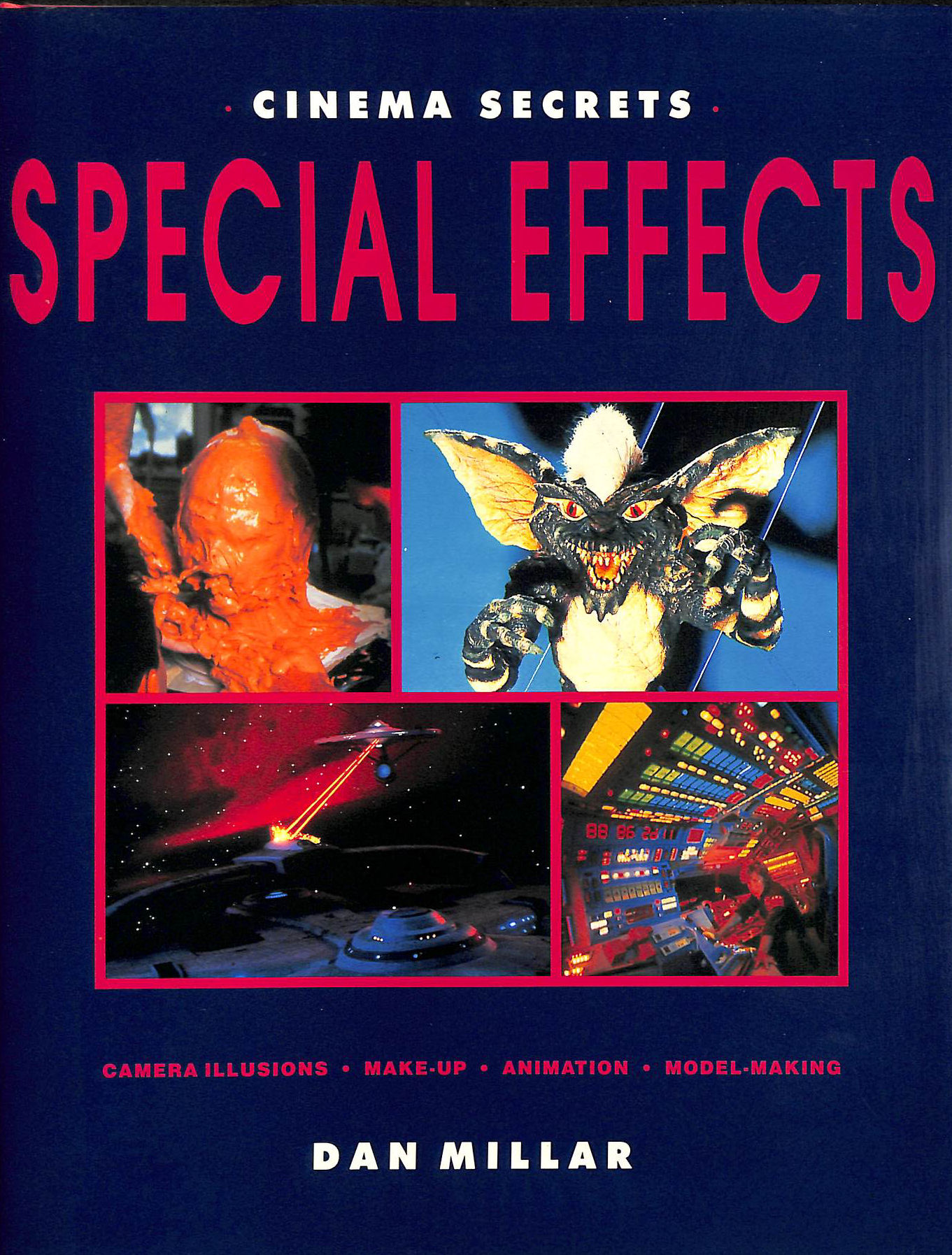 Image for Cinema Secrets: Special Effects